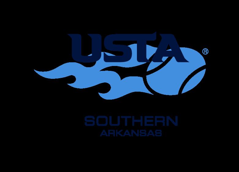 USTA Southern Arkansas Logo